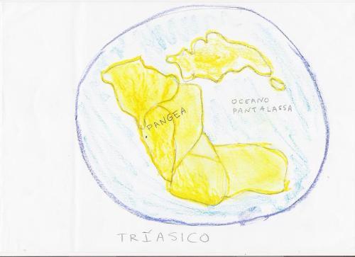 1 Triasico