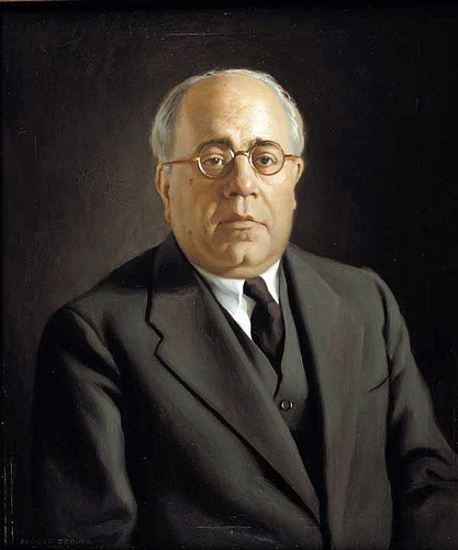 Manuel Azaña (1880-1940) Político y escritor español; presidente del gobierno
