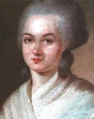 Olympe de Gourges (abogada y pólítica francesa , 1748- 1793)