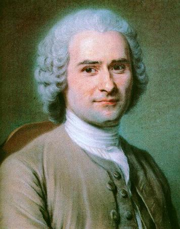 Jean Jacques Rousseau (1712-1778) Filósofo francés.