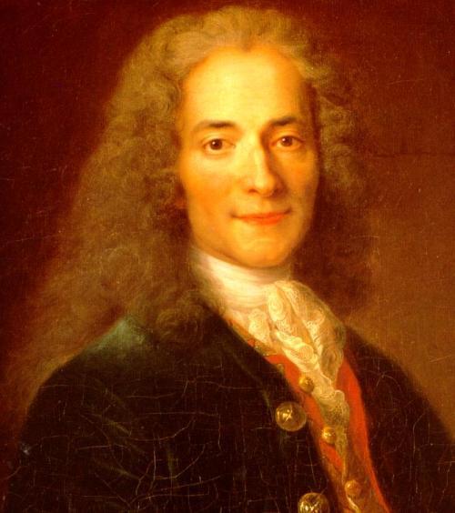 Voltaire (1694-1778) Filósofo y escritor francés.